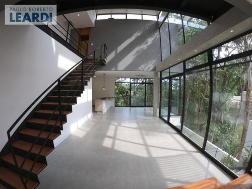 casa em condomínio condomínio arujazinho 4 - arujá - ref: 558772
