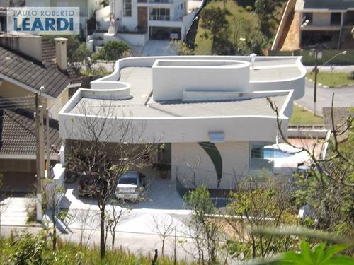 casa em condomínio condomínio hills 3 - arujá - ref: 547920