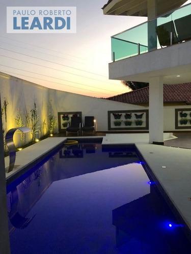 casa em condomínio condomínio hills 3 - arujá - ref: 549007