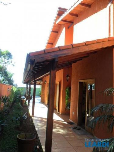 casa em condomínio condomínio monterrey - mogi das cruzes - ref: 358977