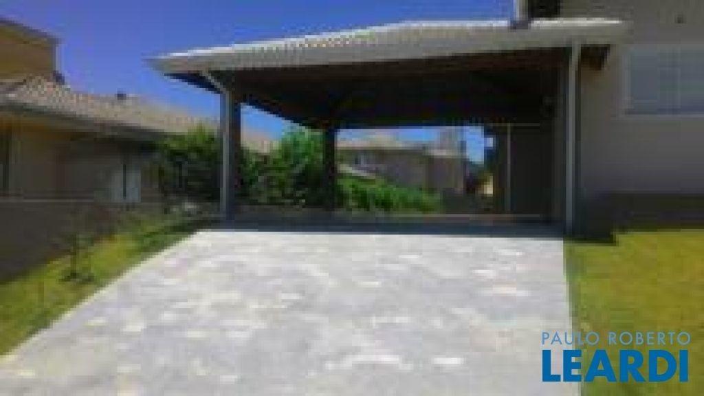casa em condomínio - condomínio serra da estrela - sp - 486367