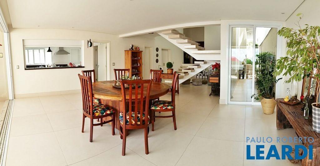 casa em condomínio - condomínio zurich dorf - sp - 570288