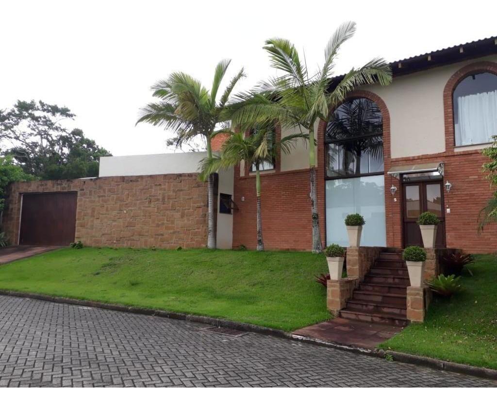 casa em condomínio de alto padrão - ca1248