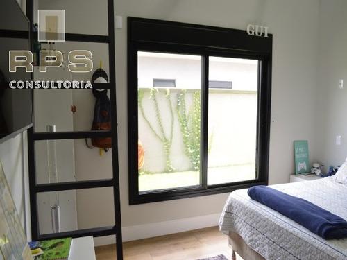 casa em condomínio de alto padrão em atibaia - arquitetura contemporânea - cc00295 - 33572835