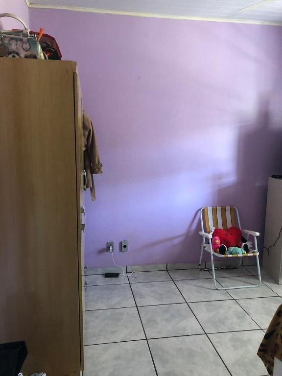 casa em condomínio, dois dormitórios, parada 42, viamão rs - ca0631