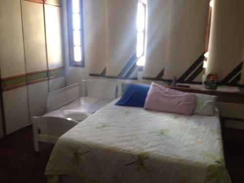 casa em condomínio duplex com 4 quartos sendo 3 suítes 648m2 - jhe004 - 4496739