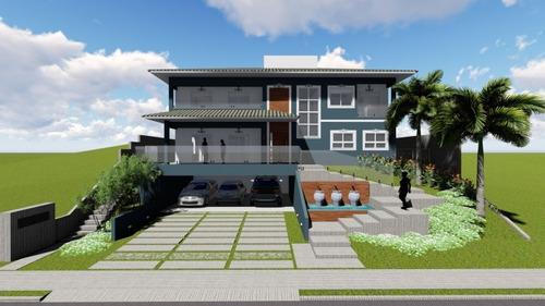 casa em condomínio em fase de acabamentos - 4381