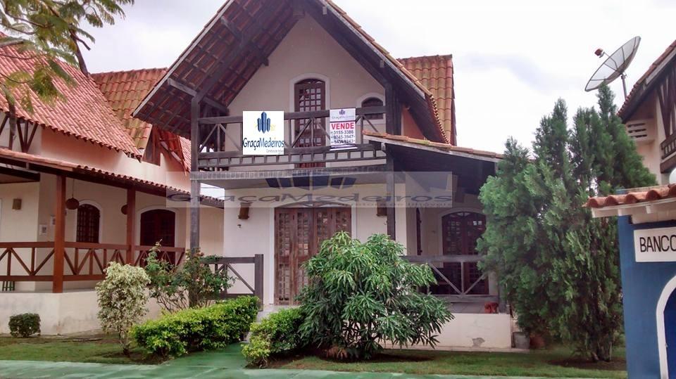casa em condomínio em gravatá pe  ref.d01