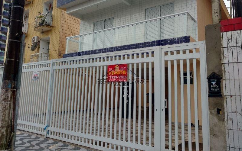 casa em condomínio em guilhermina na praia grande - sp
