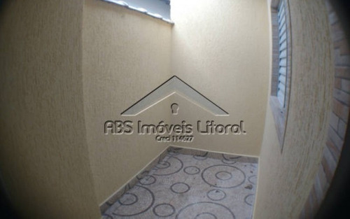 casa em condominio em maracanã praia grande - sp - cco 871
