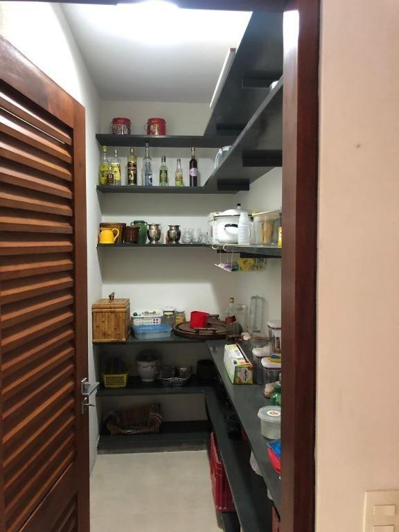 casa em condomínio fechado 3 suites à venda - condomínio morro azul- são joão da boa vista/sp - ca2036