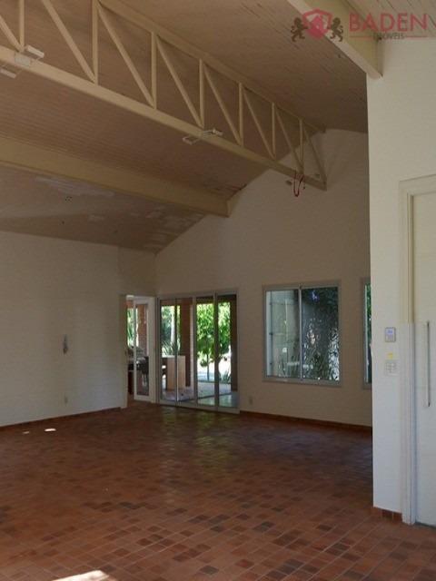 casa em condomínio fechado, 4 dormitórios sendo 2 suítes - ca00734