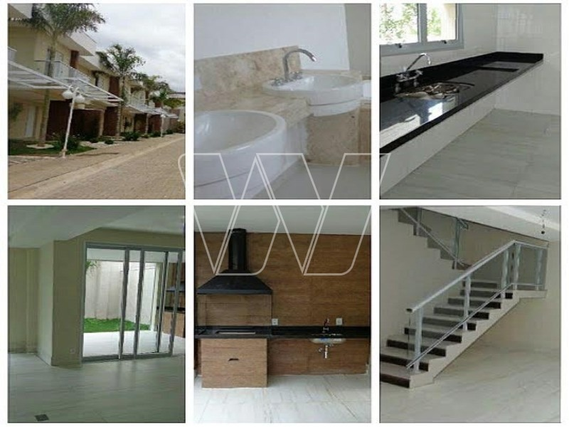 casa em condomínio fechado - alphaville campinas, lançamento - ca00780