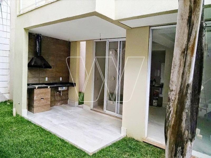 casa em condomínio fechado - alphaville campinas, lançamento - ca00781