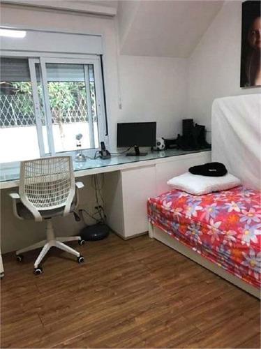 casa em  condomínio fechado com 04 suites e 03 vagas - 190-im356645