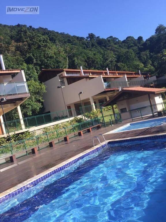 casa em condomínio fechado com 204 m² localizado no litoral norte, à venda. - ca0348