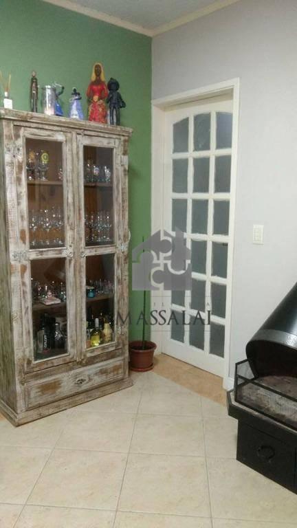 casa em condomínio fechado com 3 dormitórios à venda, vila nova, porto alegre. - ca0149