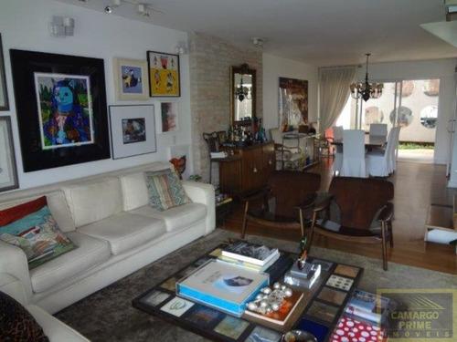 casa em condomínio fechado, com 353 metros, com 4 dormitórios suítes,no parque real r$3.600.000,00 - eb83346