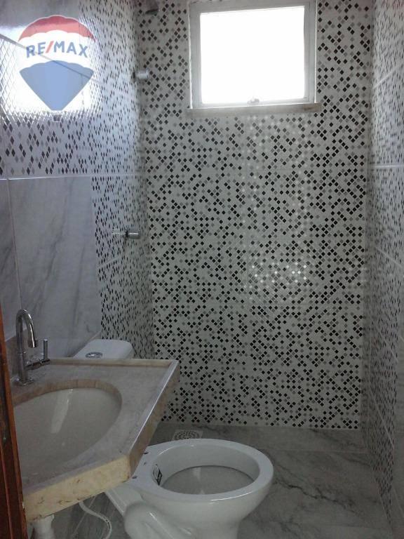 casa em condomínio fechado em caucaia no jardim icarai - ca0194