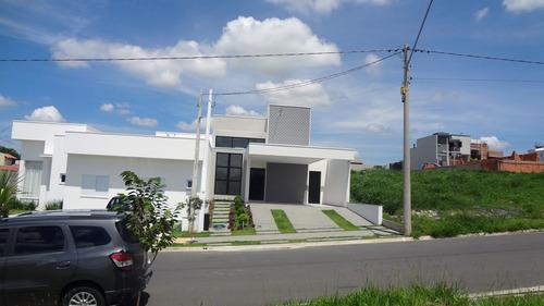 casa em condominio fechado em indaiatuba - jardim bréscia