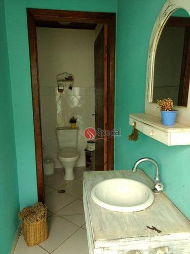 casa em condomínio fechado mogi das cruzes - ca1546