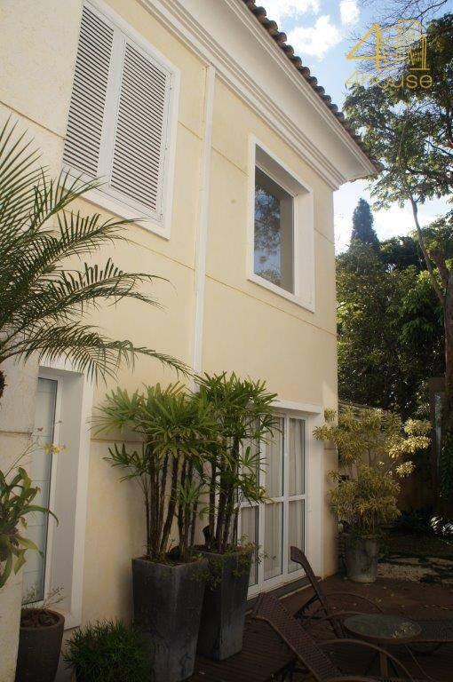 casa em condominio fechado morumbi  400m 5 suites 6 vagas - ca0106