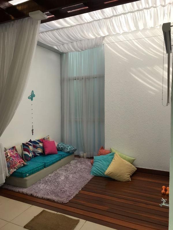 casa em condomínio fechado, village das flores, jardim novo mundo, jundiaí - ca08762 - 32850645