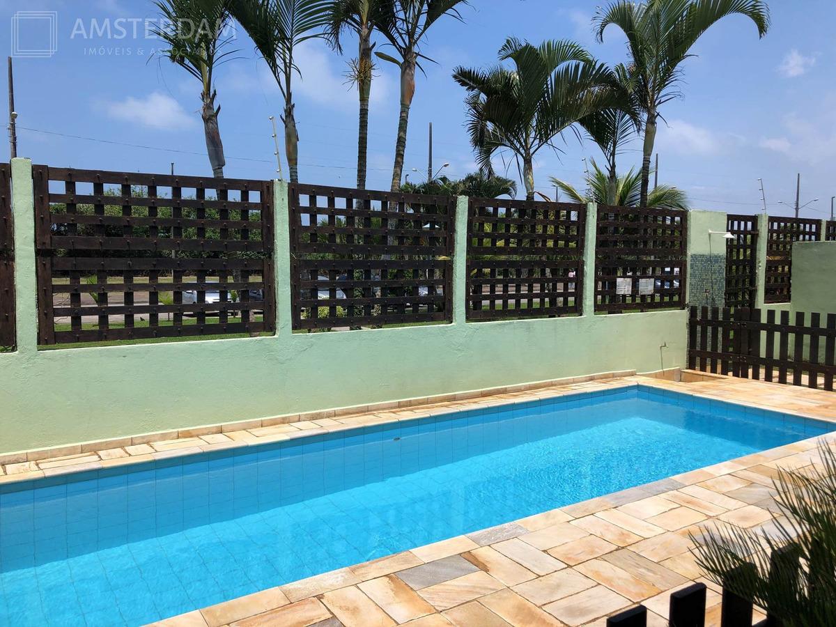casa em condomínio frente ao mar - cc00121 - 34501019
