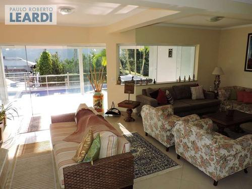 casa em condomínio granja viana - carapicuíba - ref: 516624
