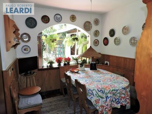 casa em condomínio granja viana - carapicuíba - ref: 523712