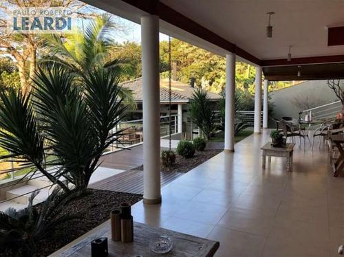 casa em condomínio granja viana - carapicuíba - ref: 556063