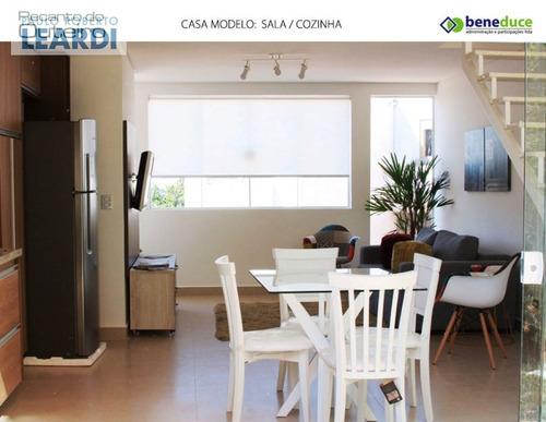 casa em condomínio granja viana - cotia - ref: 487672