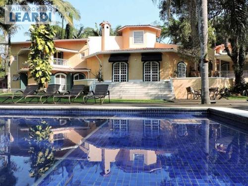 casa em condomínio granja viana - cotia - ref: 537826