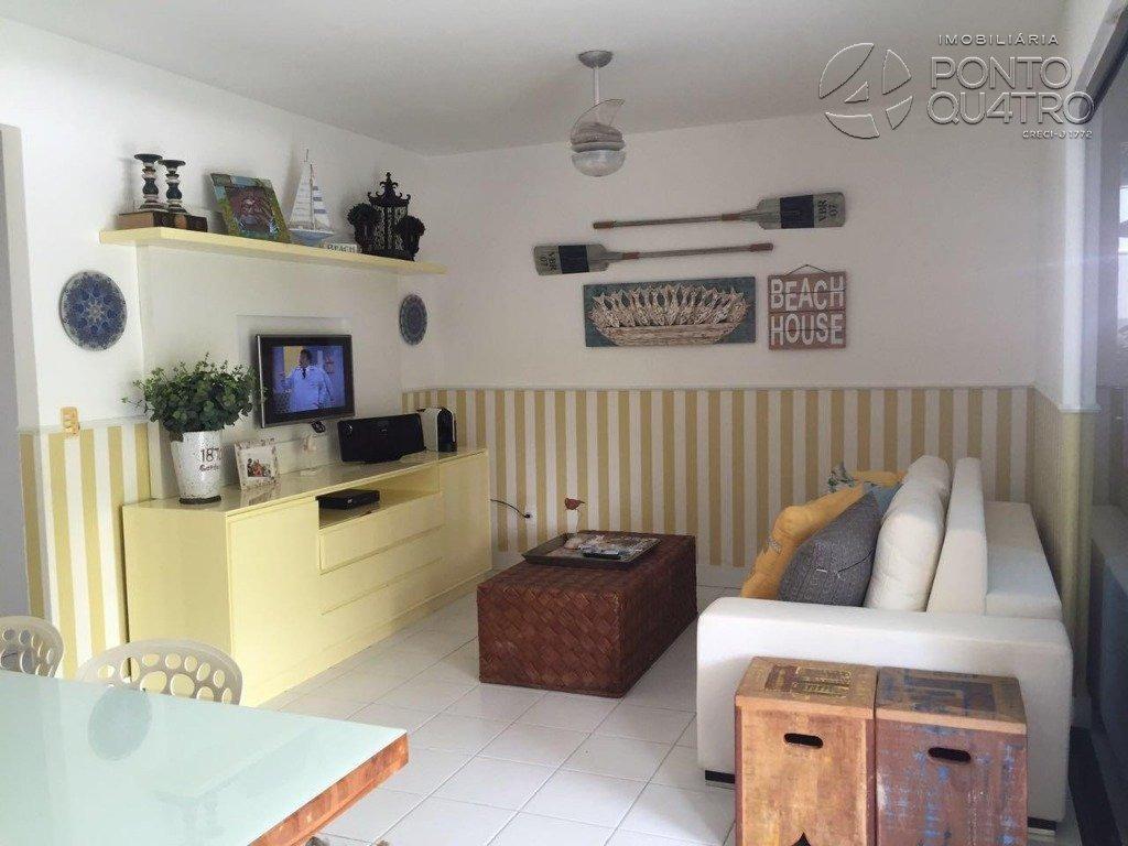 casa em condominio - guarajuba - ref: 4814 - v-4814