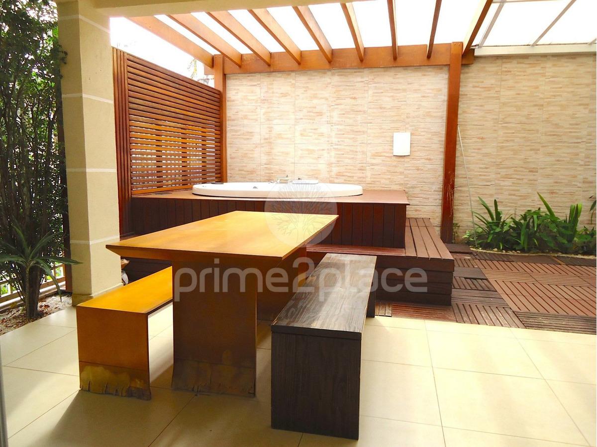 casa em condominio - indianopolis - ref: 3045 - l-3045