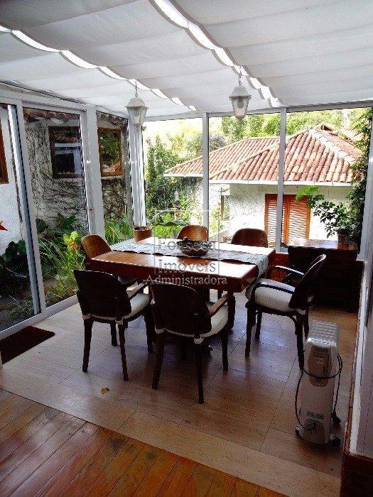 casa em condominio - itaipava - ref: 3152 - v-3152