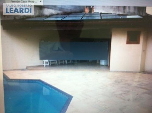 casa em condomínio jardim aeroporto ii - mogi das cruzes - ref: 508659