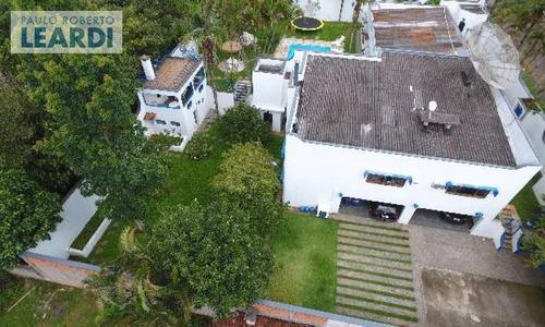 casa em condomínio jardim das palmeiras (zona sul) - são paulo - ref: 499750