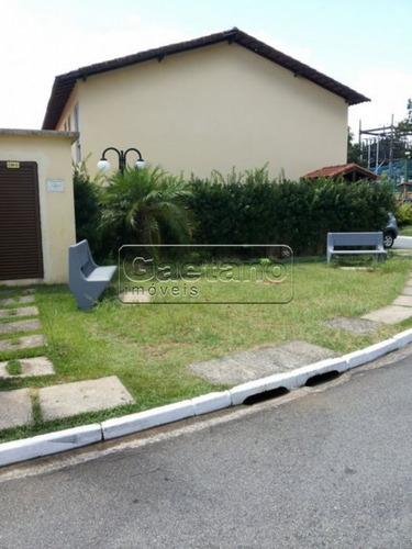 casa em condominio - jardim flor do campo - ref: 17004 - v-17004