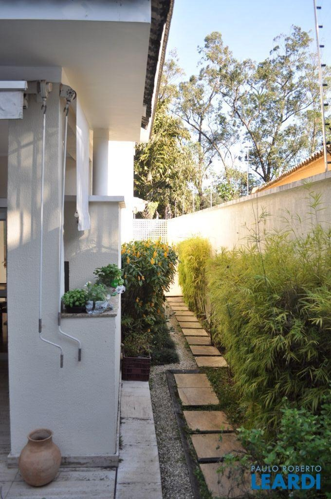 casa em condomínio - jardim guedala  - sp - 579186