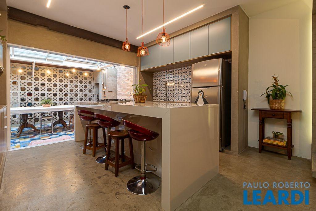 casa em condomínio - jardim marajoara - sp - 602421