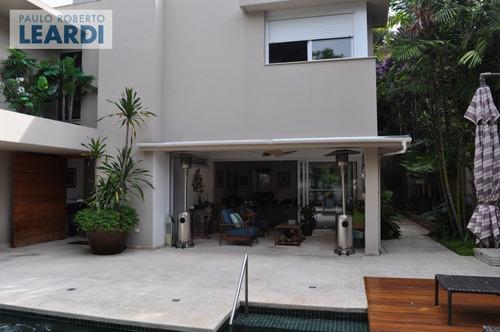 casa em condomínio jardim vitória régia - são paulo - ref: 568069