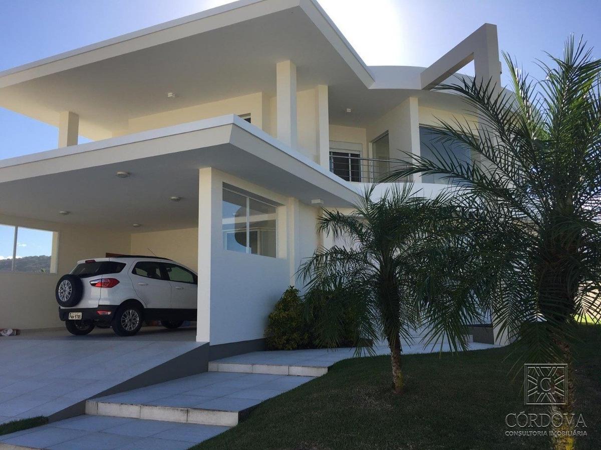 casa em condominio - jurere internacional - ref: 8364 - l-cod8364
