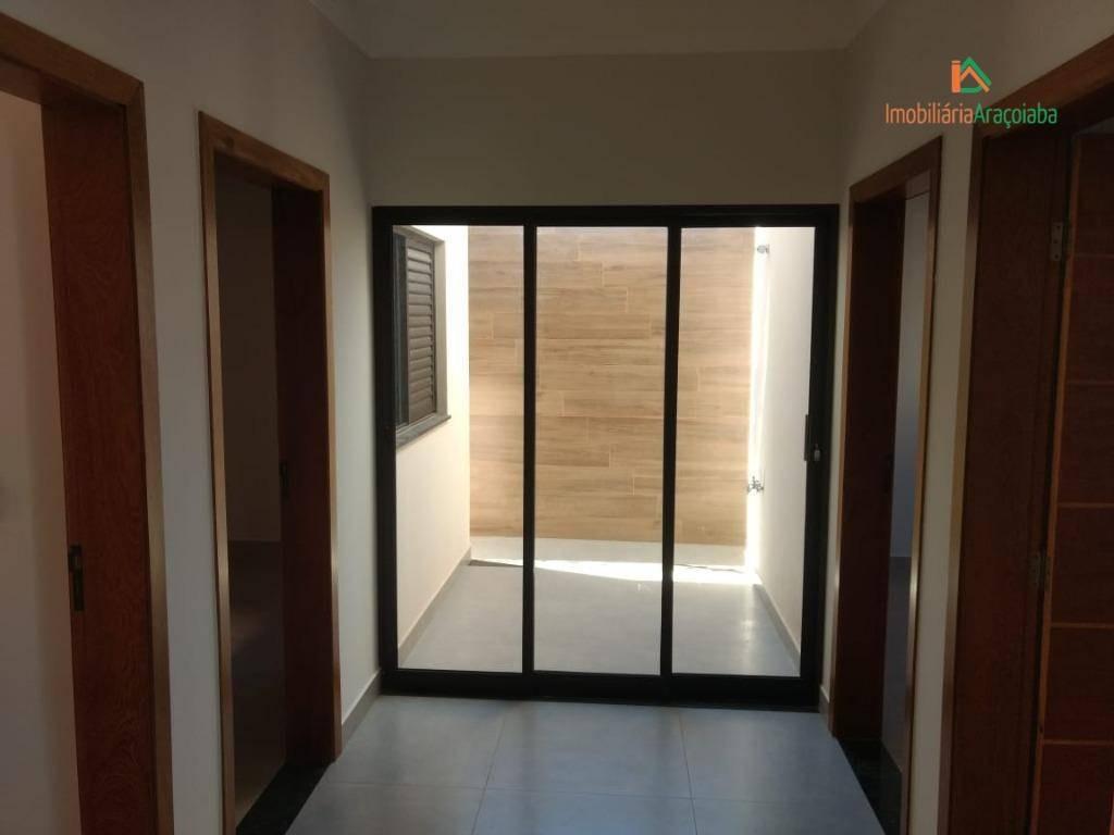 casa em  condomínio lago da serra-sp. imobiliária araçoiaba - ca0377