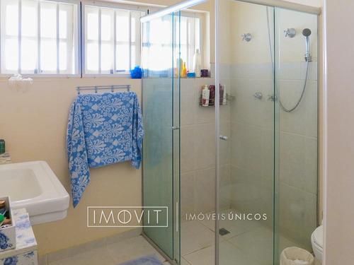 casa em condomínio, local privilegiado - ca0500