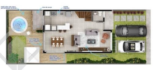 casa em condominio - mario quintana - ref: 133824 - v-133824