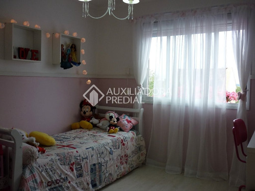 casa em condominio - mario quintana - ref: 265401 - v-265401