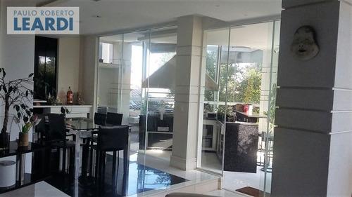 casa em condomínio morada dos pinheiros (aldeia da serra) - santana de parnaíba - ref: 554669