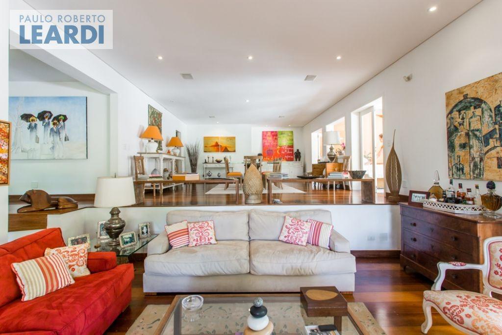casa em condomínio morumbi - são paulo - ref: 532905
