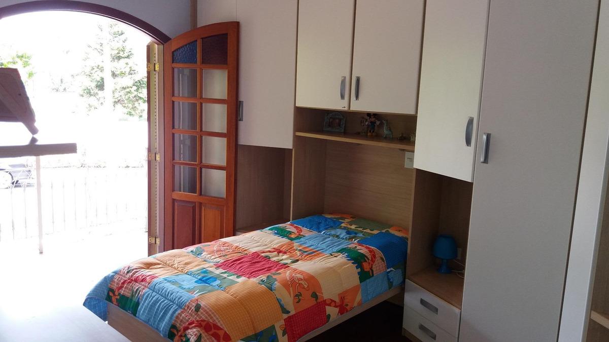 casa em condomínio na granja viana - ca14183